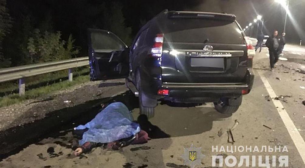 аварія у Вишнівці