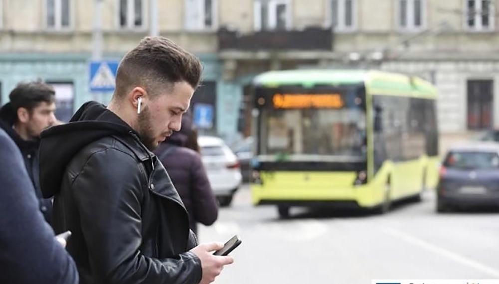 громадський транспорт у Тернополі